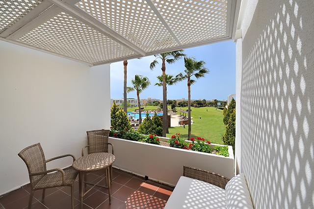 Terraza habitación Vincci Costa Golf