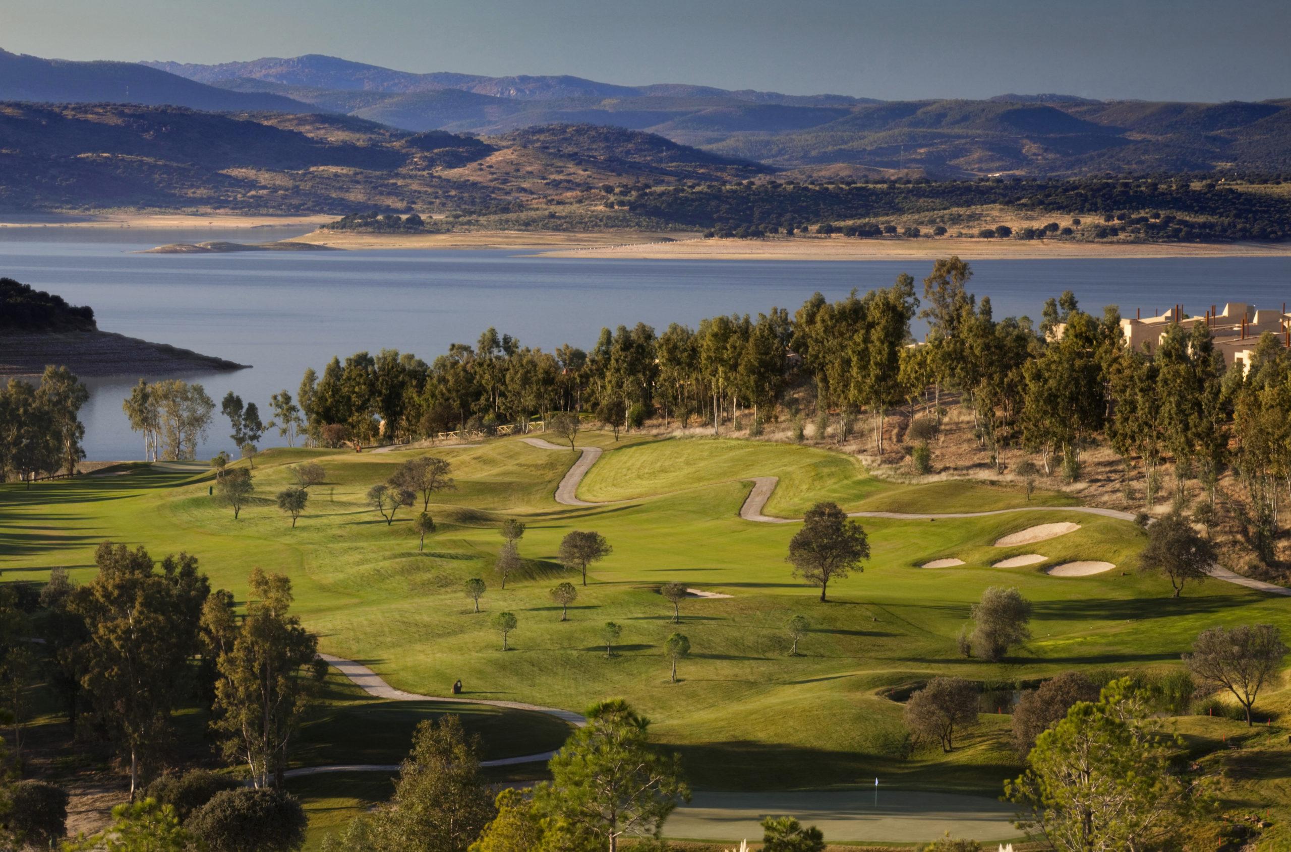 Campo de Golf en Vincci Valdecañas