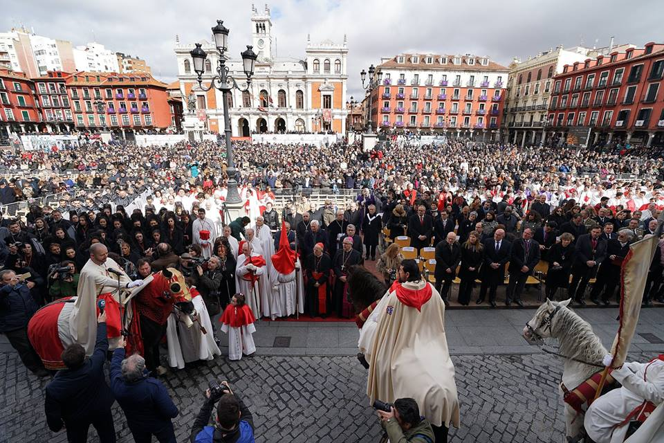 Sermón de las Siete Palabras de Valladolid