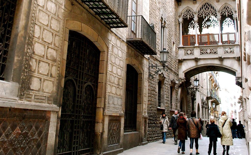 Qué ver en el barrio Gótico de Barcelona