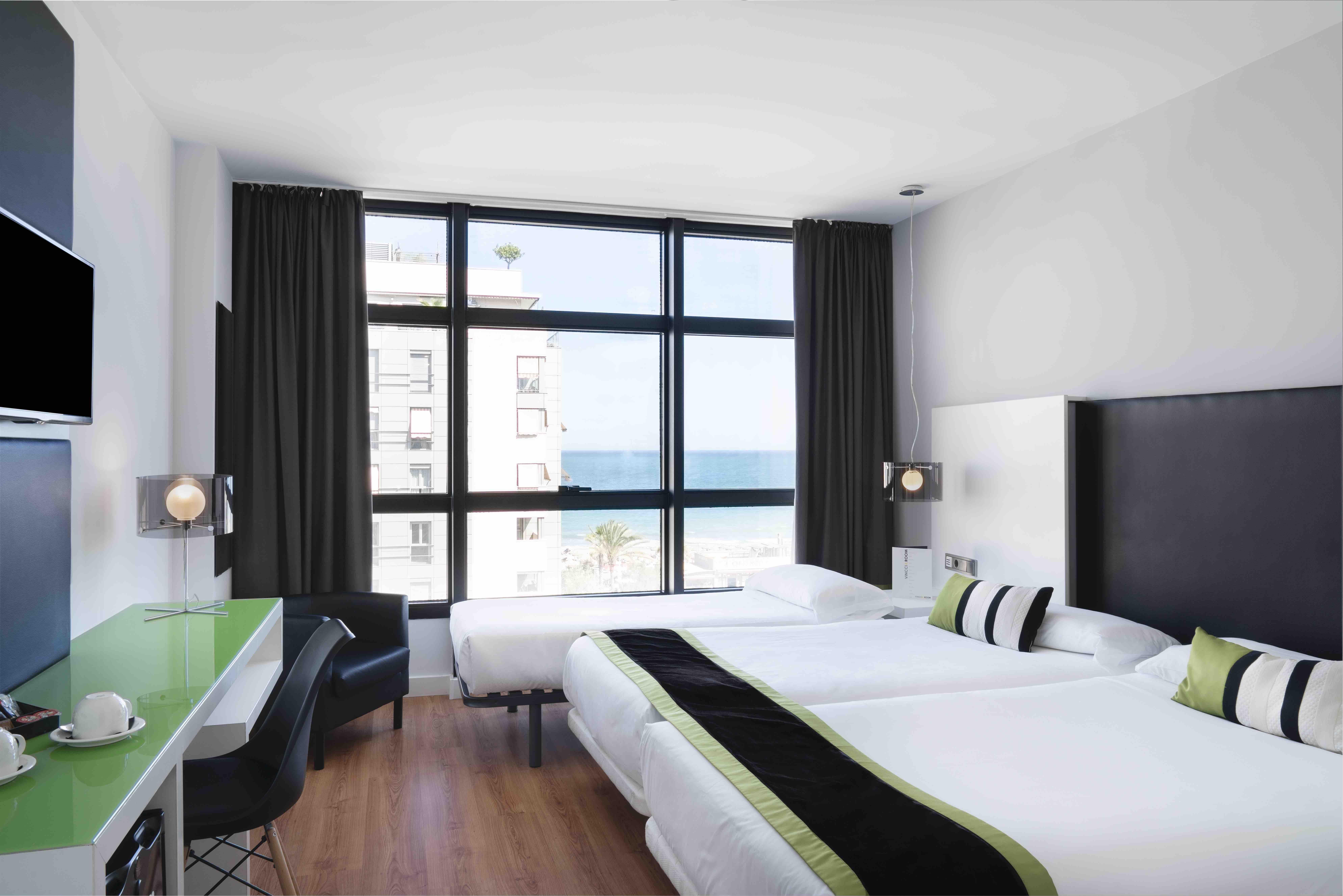 Habitación Doble Supletoria en Vincci Málaga