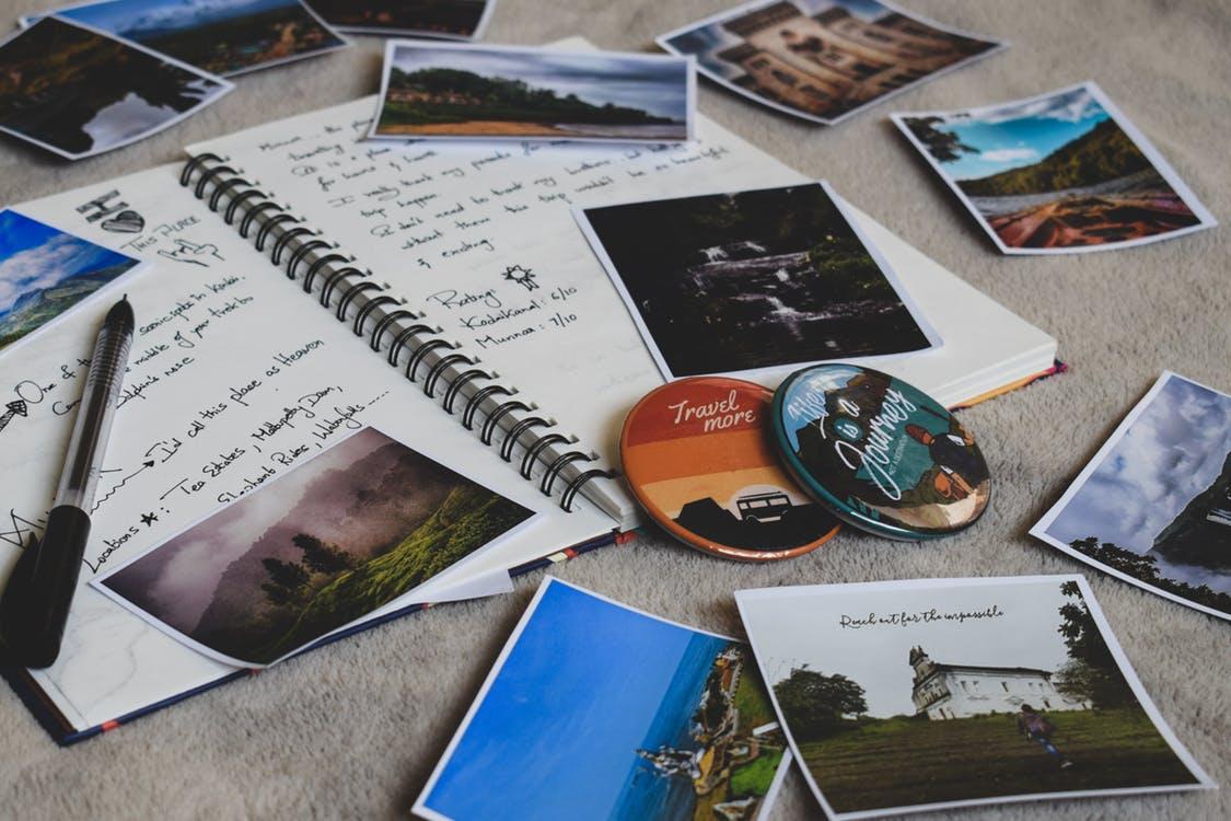 Cómo organizar fotos de tus viajes antiguas