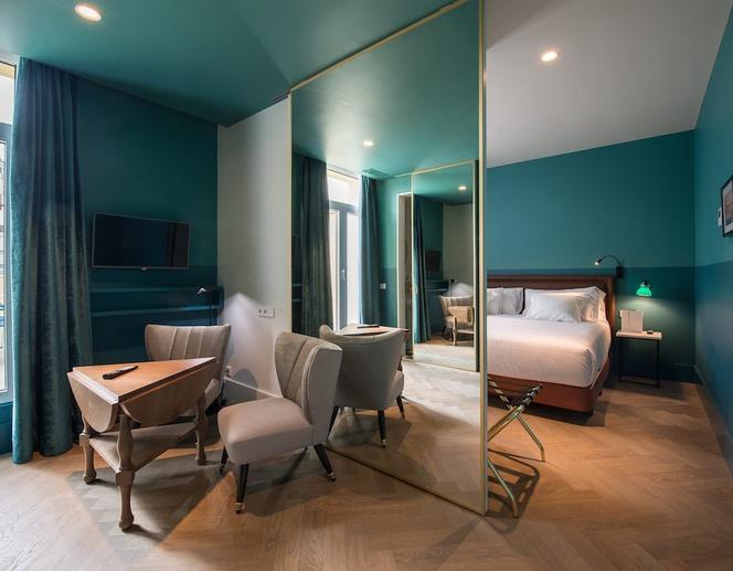 Habitación del hotel Vincci The Mint