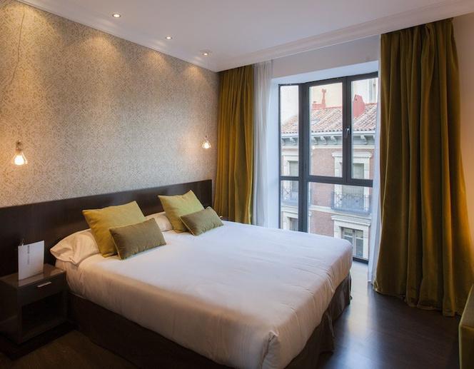 Habitación del hotel Vincci Centrum de Madrid