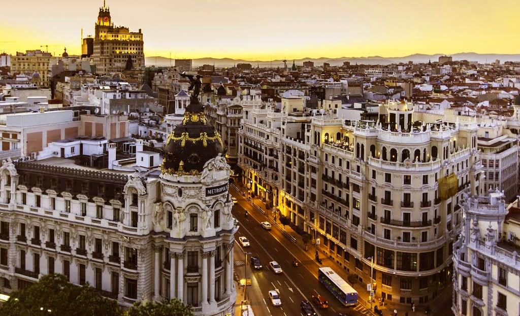 Edificios emblemáticos de Madrid: del Palacio Real al Museo del Prado