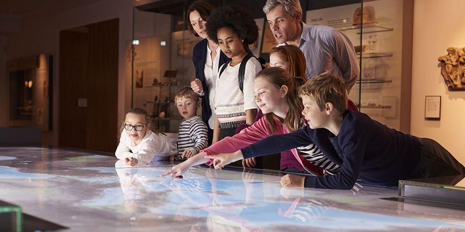 Mejores museos para ir con niños y vivir el arte con los más pequeños
