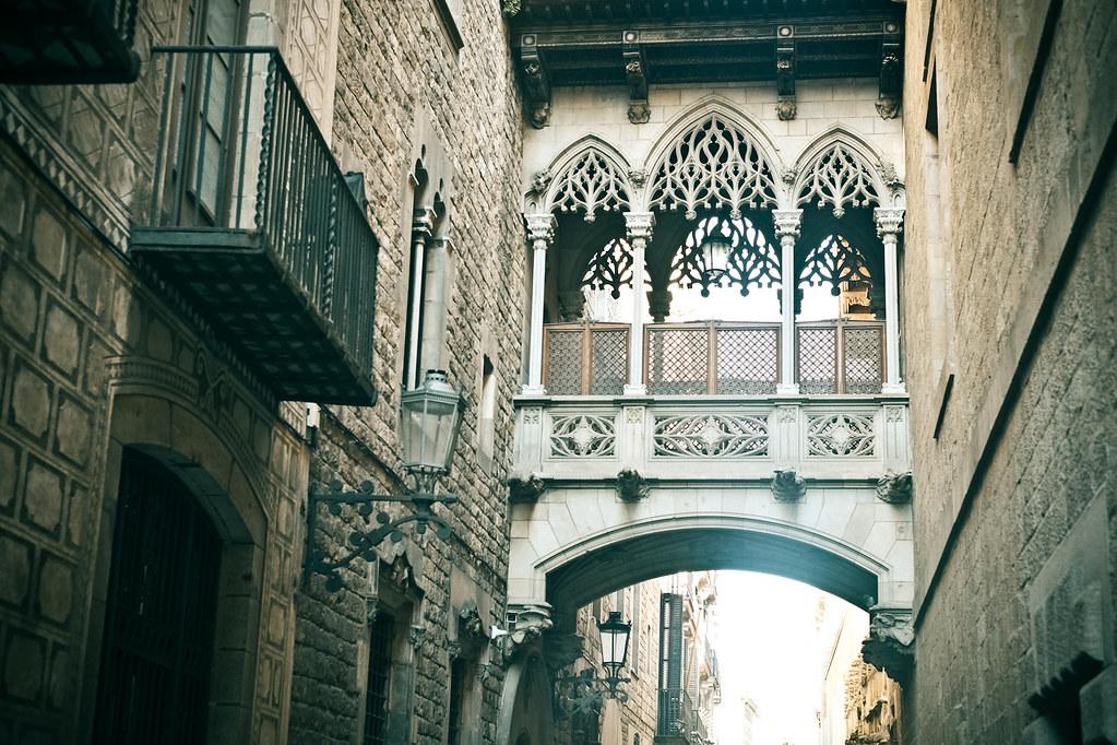 Puente del Obispo Barcelona