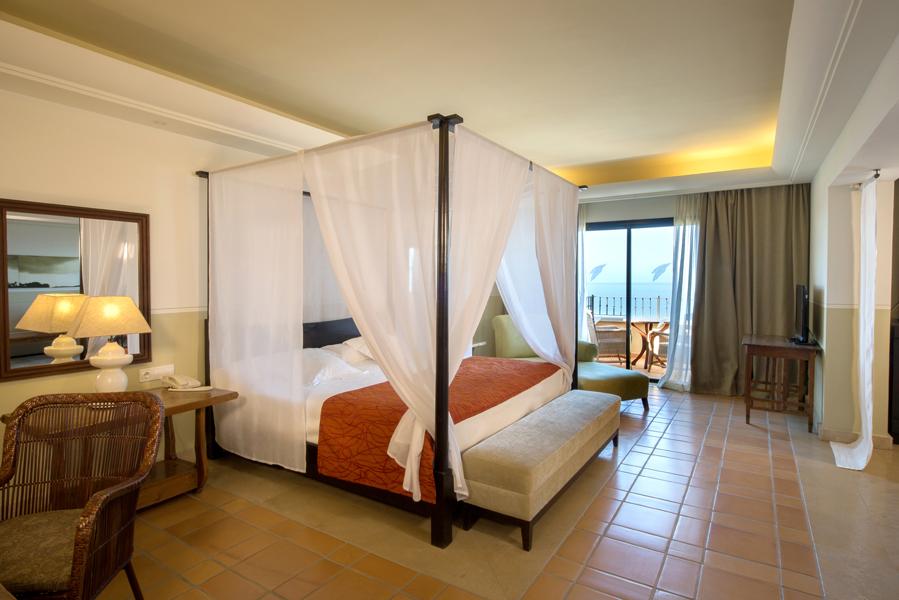 Habitación suite del Hotel Vincci Plantación del Sur