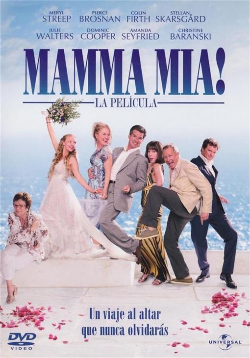 cartel Mamma Mia