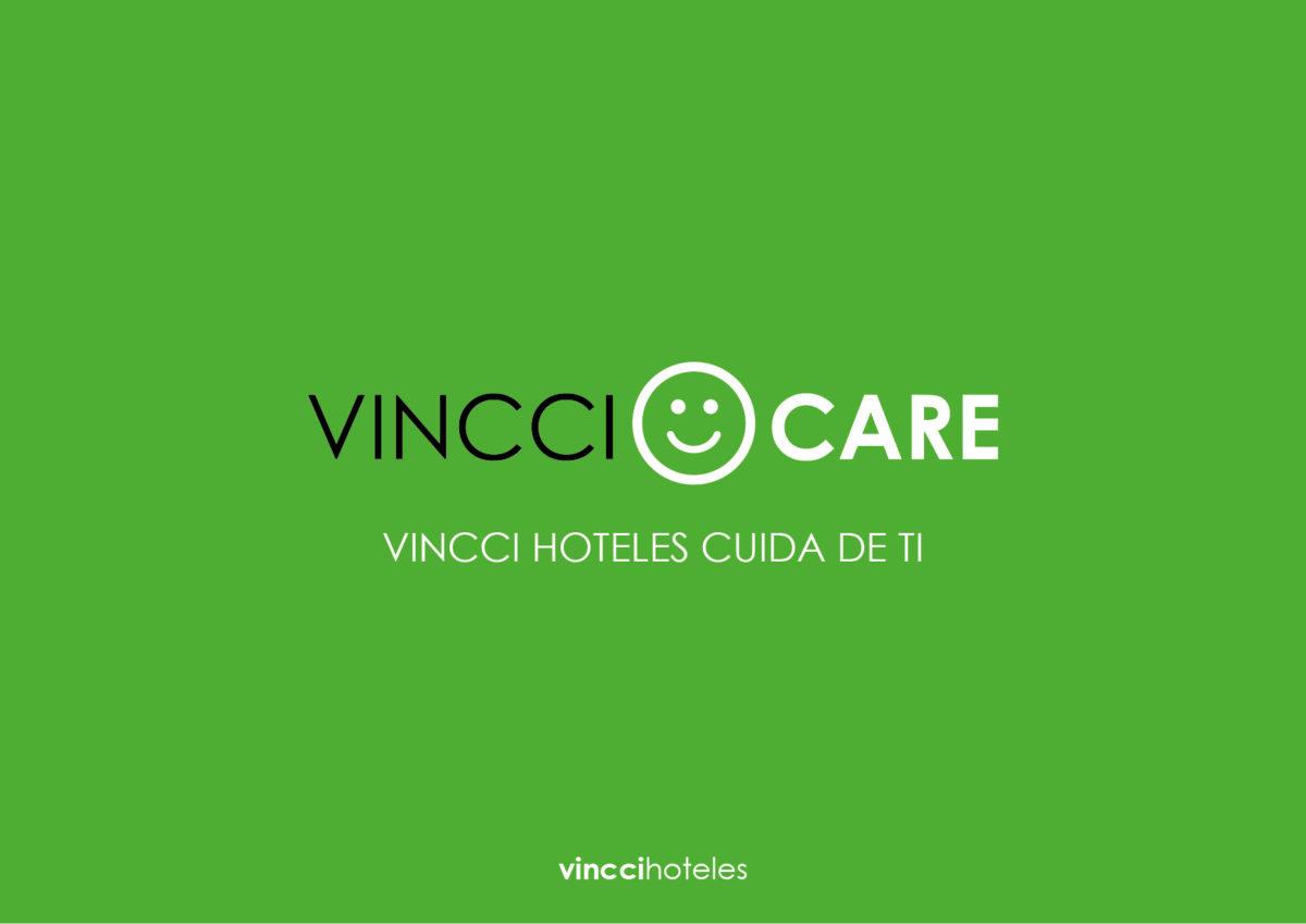 Vincci Hoteles crea VINCCI CARE, su compromiso y sello de calidad dedicado al bienestar  de sus huéspedes