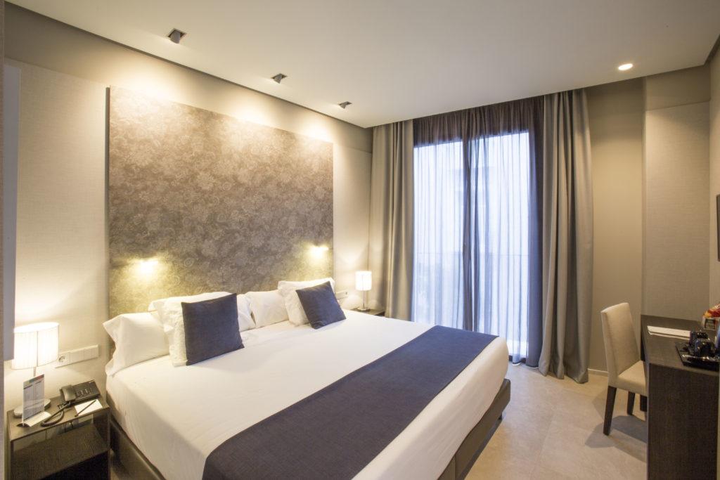 Habitación del hotel Vincci Mercat 4*