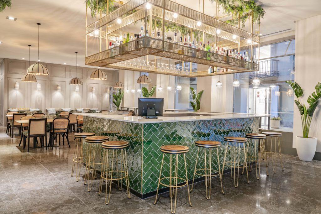 Hall-cafetería Vincci Palace 4*