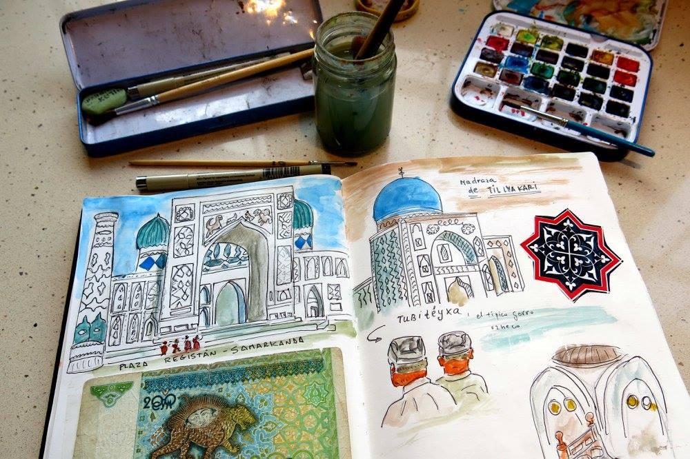 Diario de viaje: qué es y cómo hacer un diario de viaje y recordar tus vacaciones