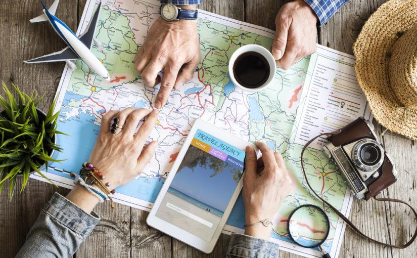 itinerario viaje