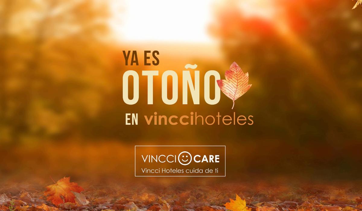Escapadas otoñales por España y Portugal con Vincci Hoteles
