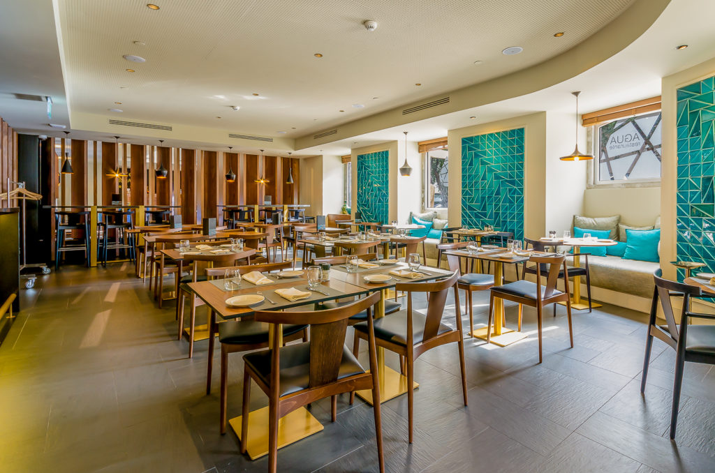 Restaurante Agua - Vincci Liberdade Lisboa 4*