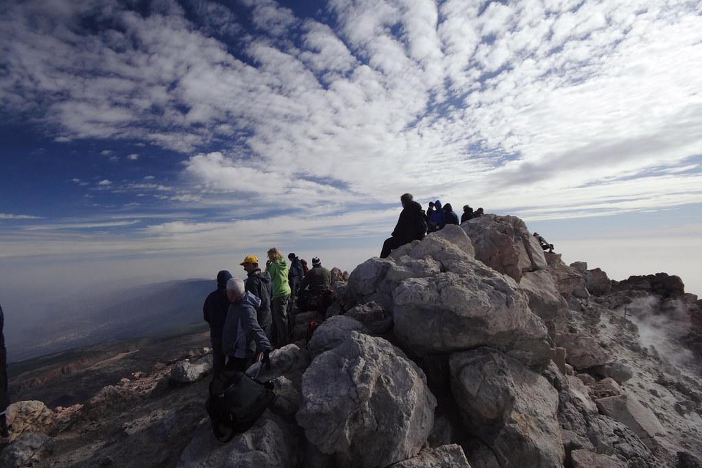 excursion pico teide