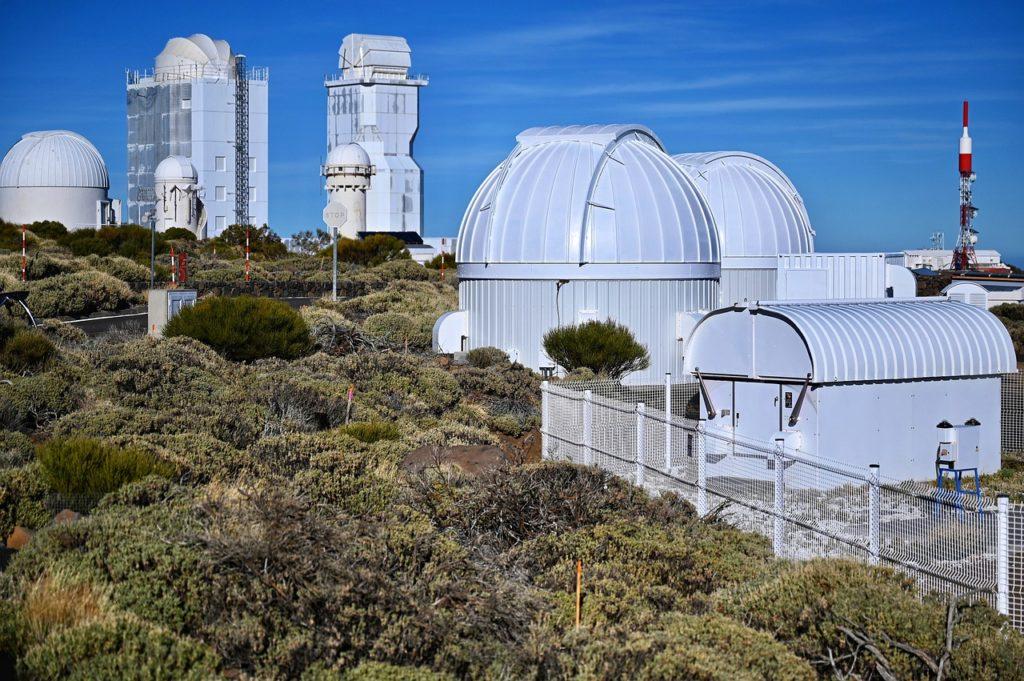 observatorio teide tenerife