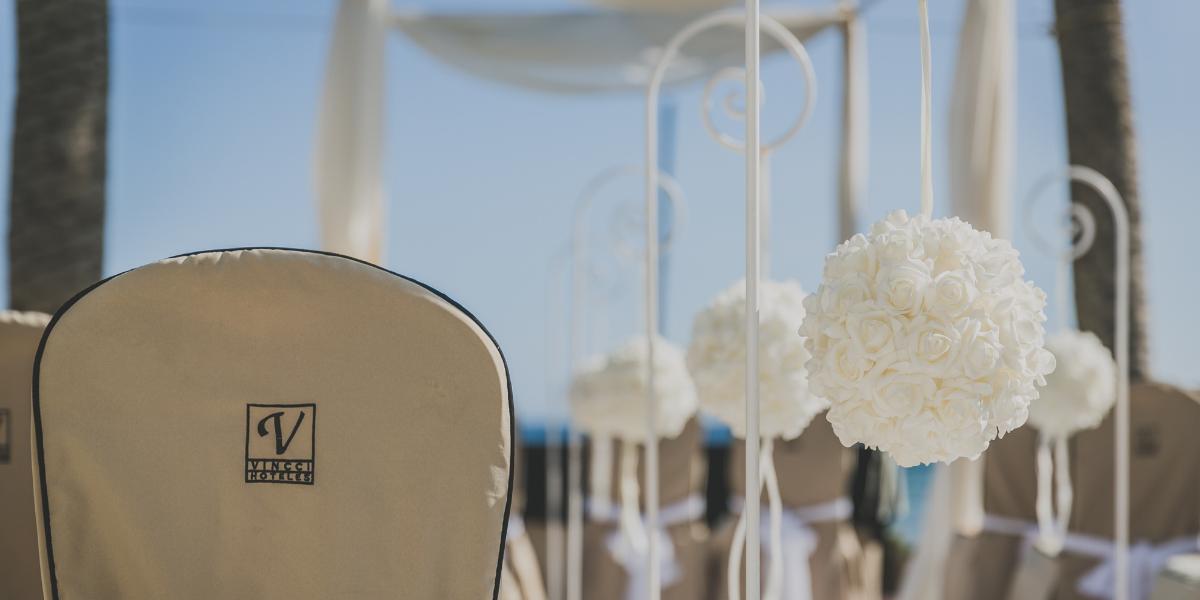 VINCCI WEDDING COLLECTION:  una exclusiva selección de espacios para que cada boda sea única y especial
