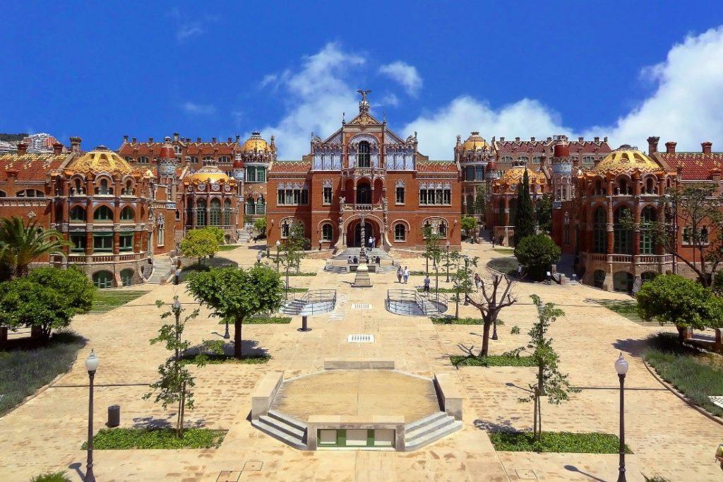 Hospital Sant Peu Barcelona