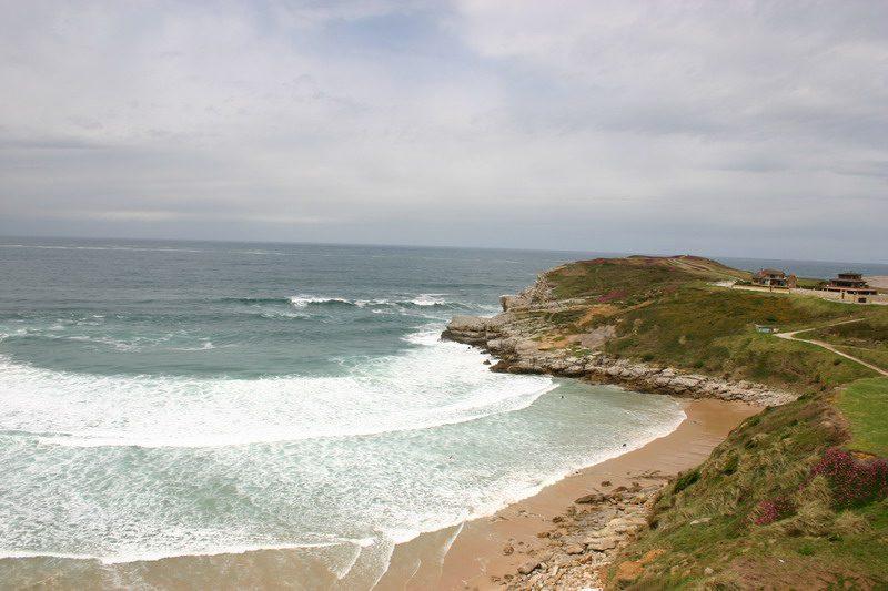 playa de los locos cantabria