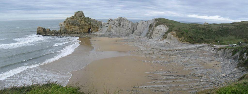 playa de portío liencres