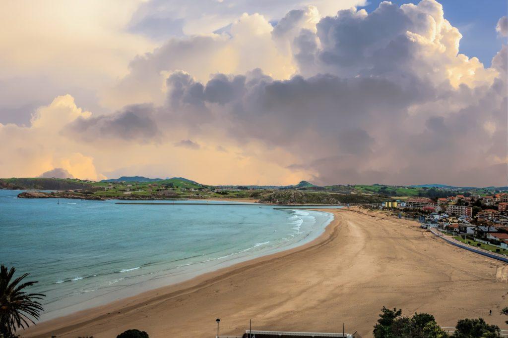 playa suances de cantabria