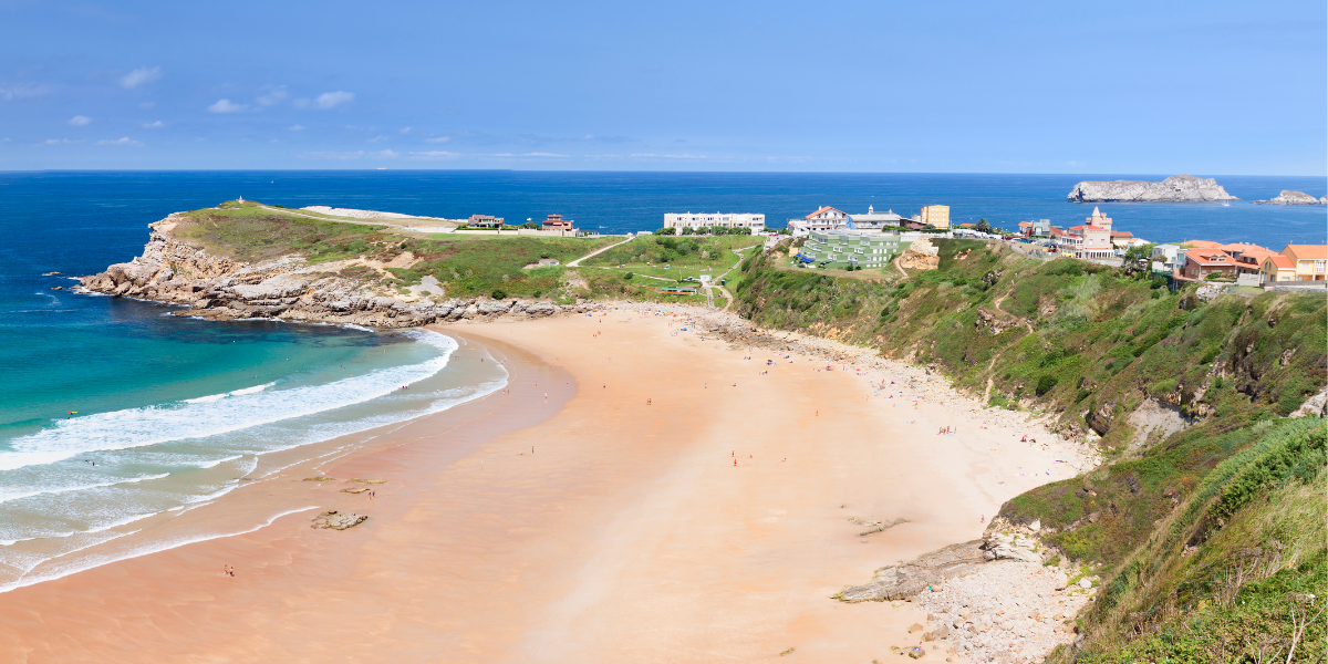 Playas de Cantabria bonitas. ¿Cuáles son las playas cántabras con más encanto?