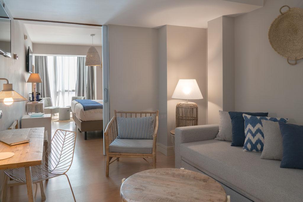 habitación doble hotel vincci