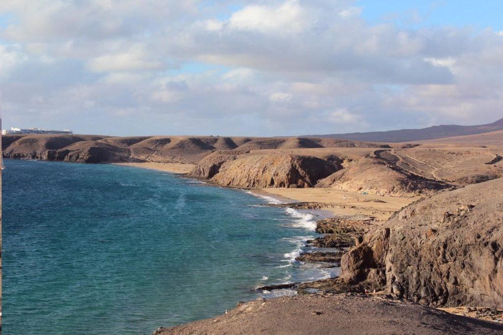 playa de mahdía en túnez