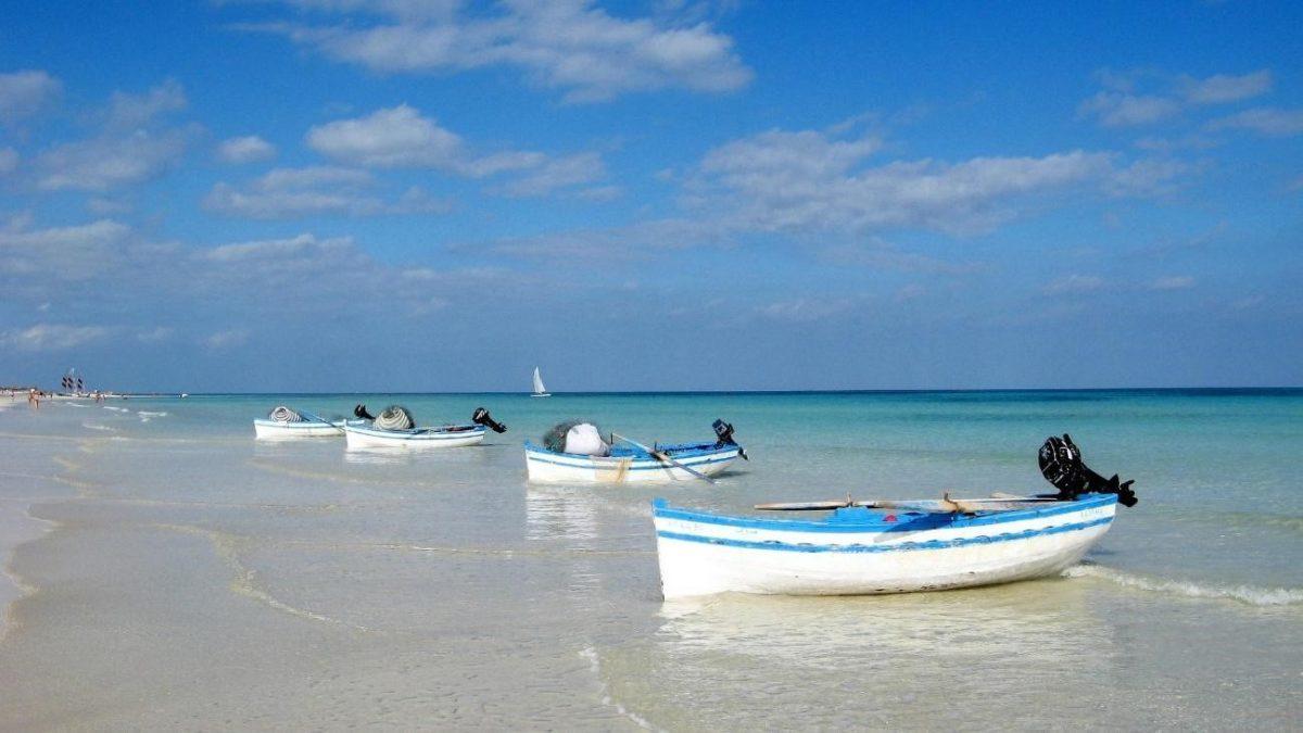 Playas en Túnez: un paseo por las mejores playas de Túnez