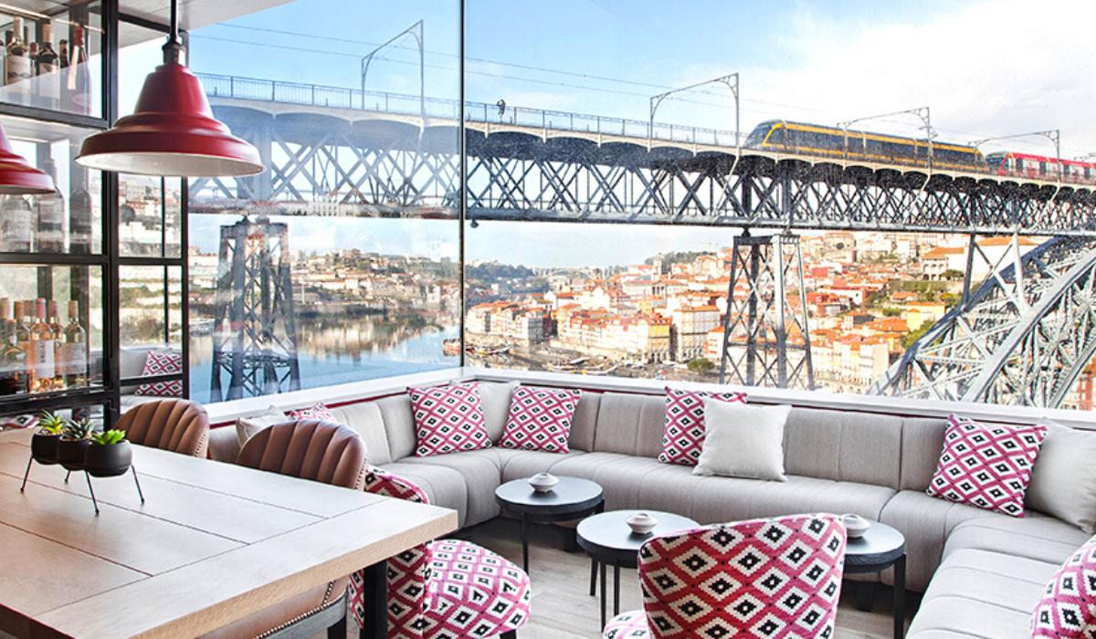 Vincci Hoteles estrena nuevo hotel con unas vistas únicas sobre la mágica ciudad de Oporto. ¡Bienvenido Vincci Ponte de Ferro 4*!