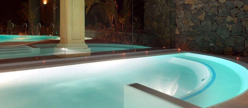 circuitos de spa del hotel vincci selección la plantación del sur en Tenerife