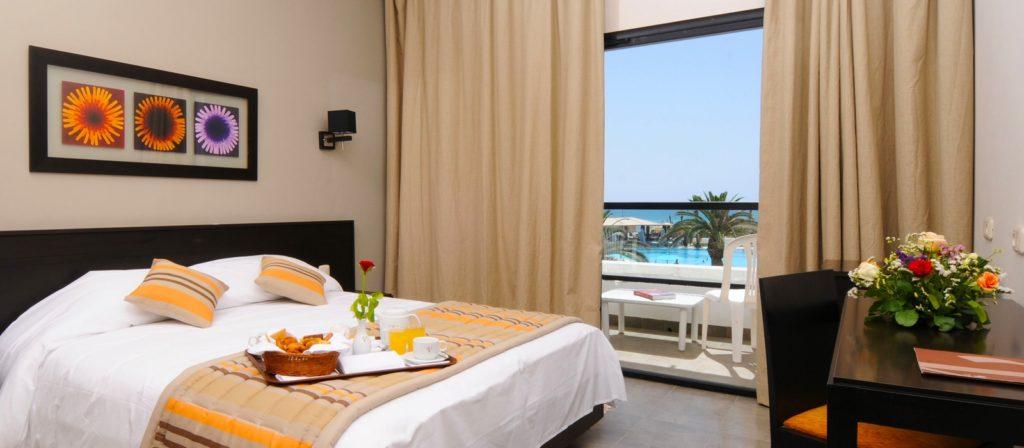 habitación del hotel vincci nozha beach % spa en túnez