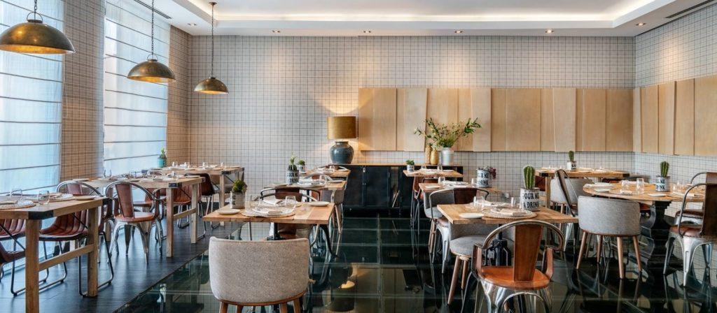 Restaurante La Taberna del hotel Vincci Posada del Patio