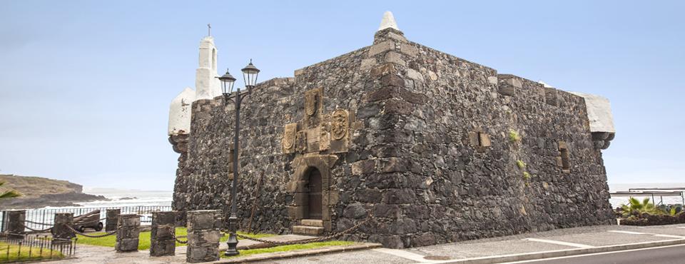 Castillo de San Miguel Tenerife