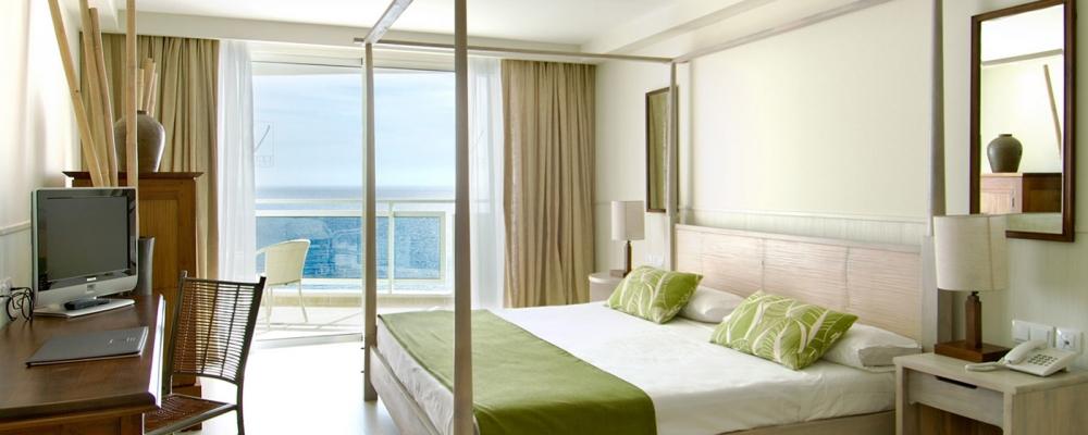 Junior suite del hotel Vincci Tenerife Golf 4 estrellas