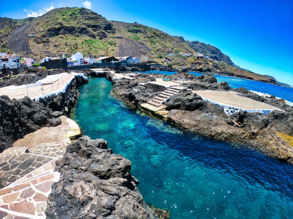 Piscinas Naturales El Caletón Garachico Tenerife