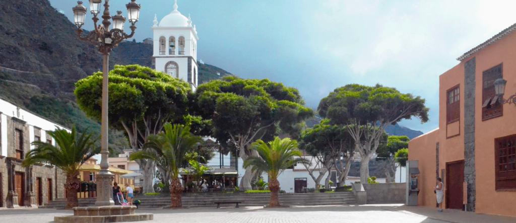 Plaza de La Libertad Tenerife