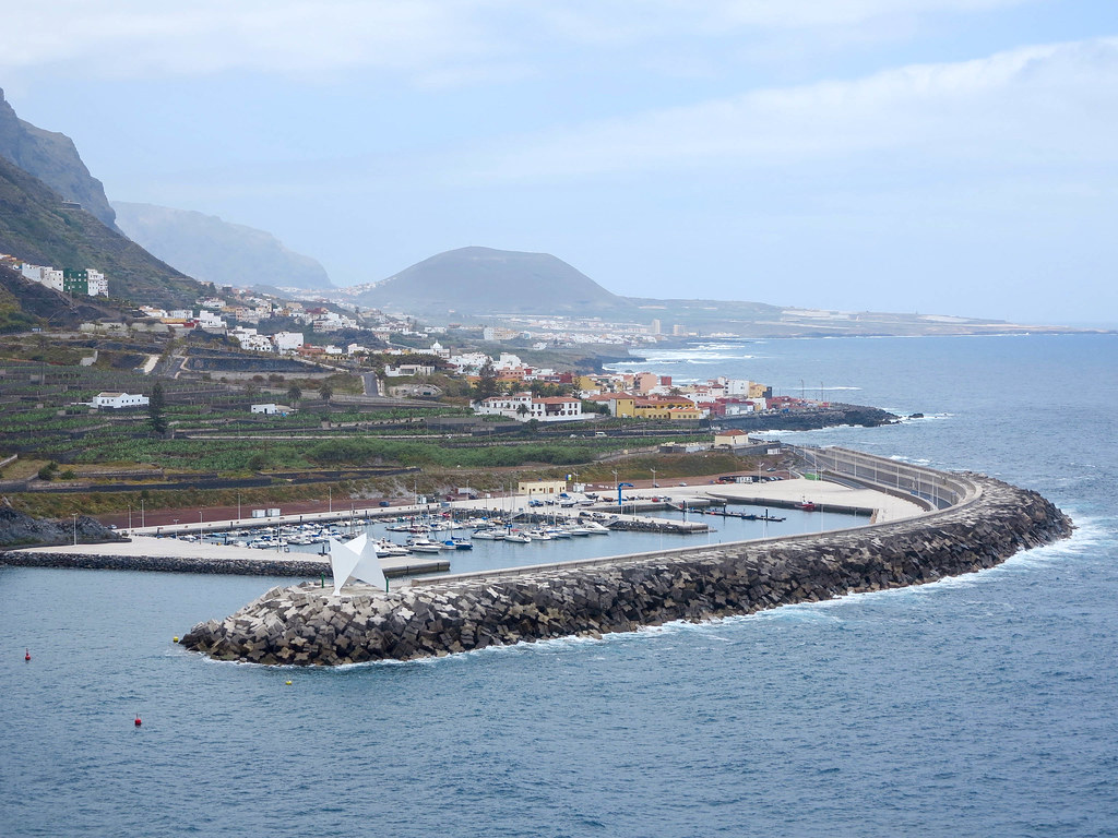 Puerto de Garachico Tenerife