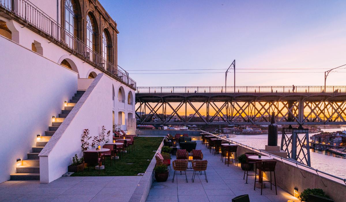 Vincci Hoteles presenta sus terrazas de otoño: Rincones urbanos al aire libre con todo el encanto propio de esta estación