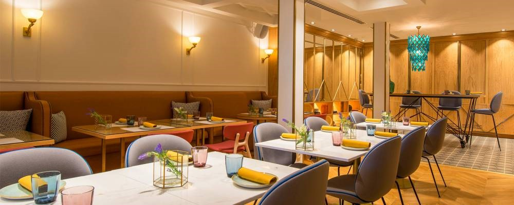 restaurante vincci centrum madrid