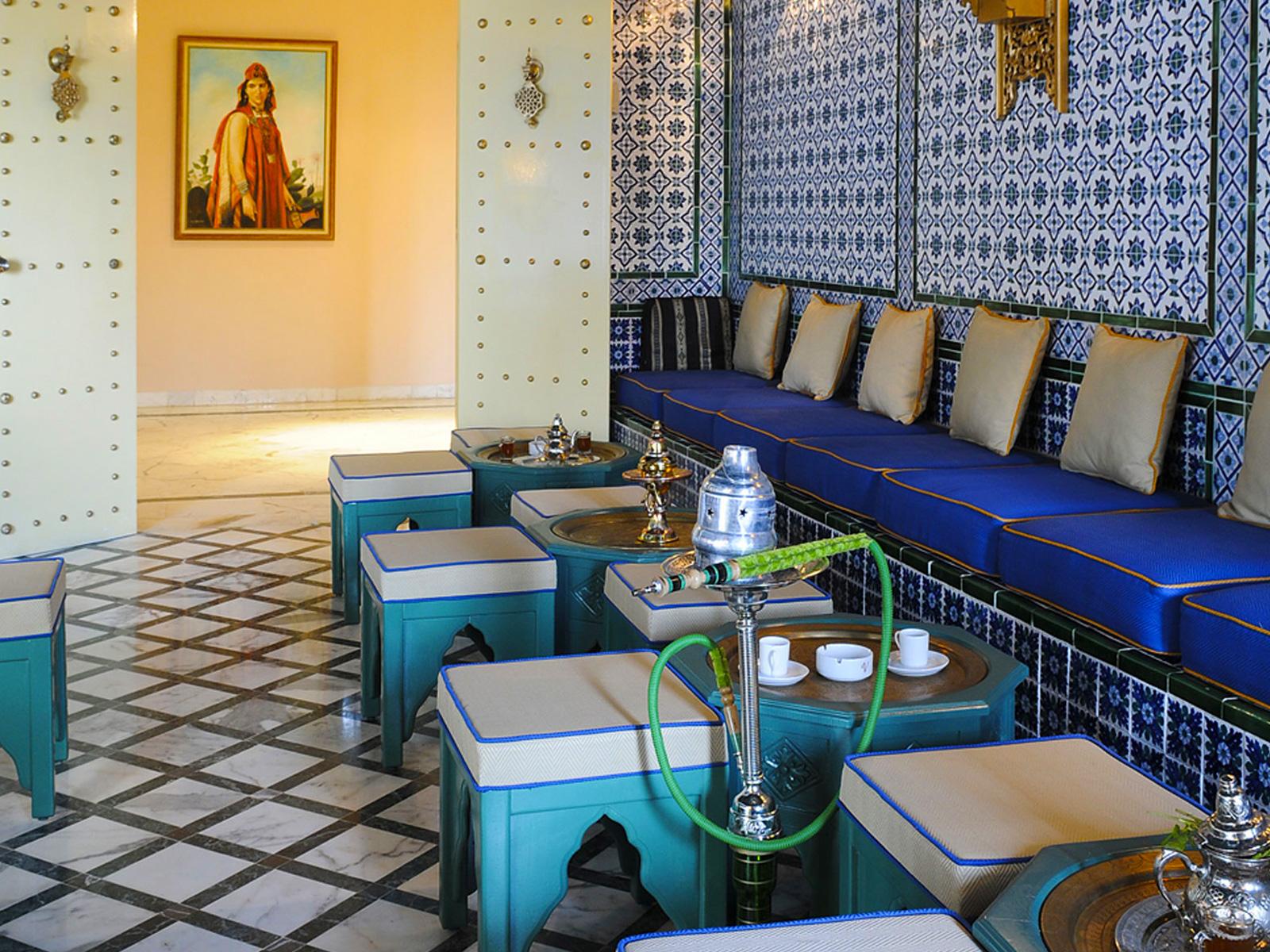 Indoor  - Vincci Hélios Beach 4* Djerba
