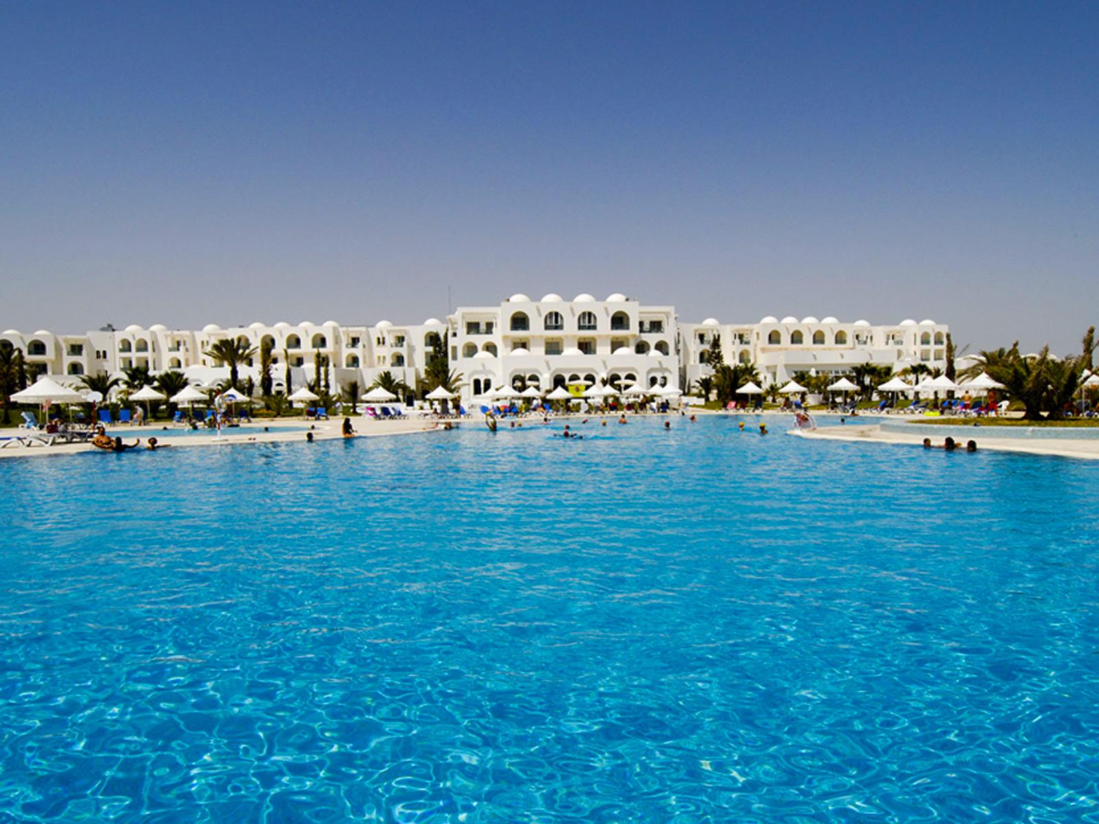 Exterior - Vincci Hélios Beach 4* Djerba