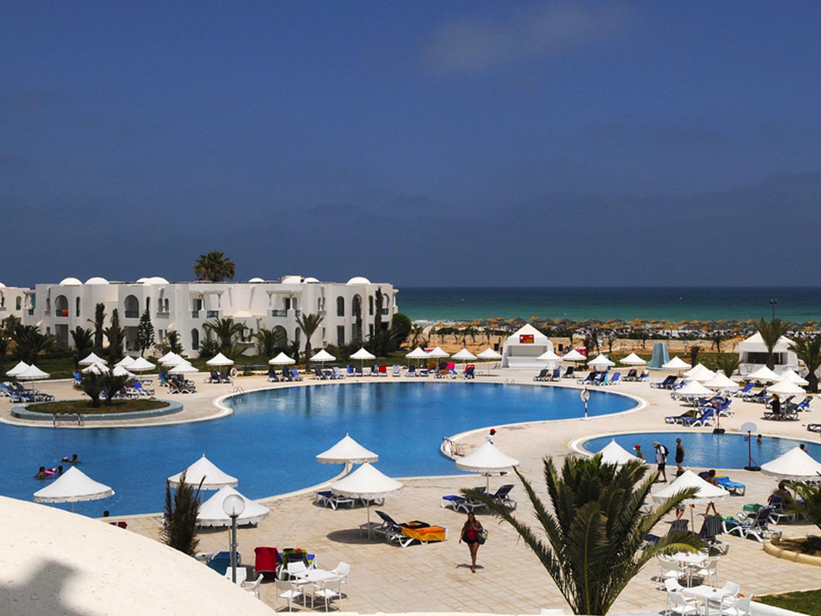 Extérieur - Vincci Hélios Beach 4* Djerba
