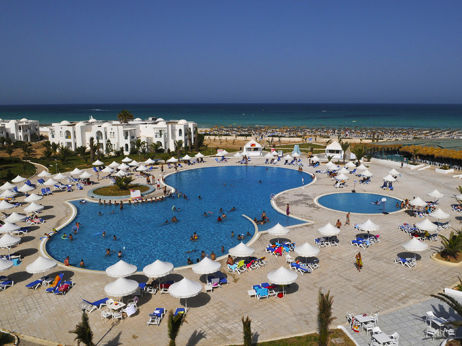 Outdoor  - Vincci Hélios Beach 4* Djerba