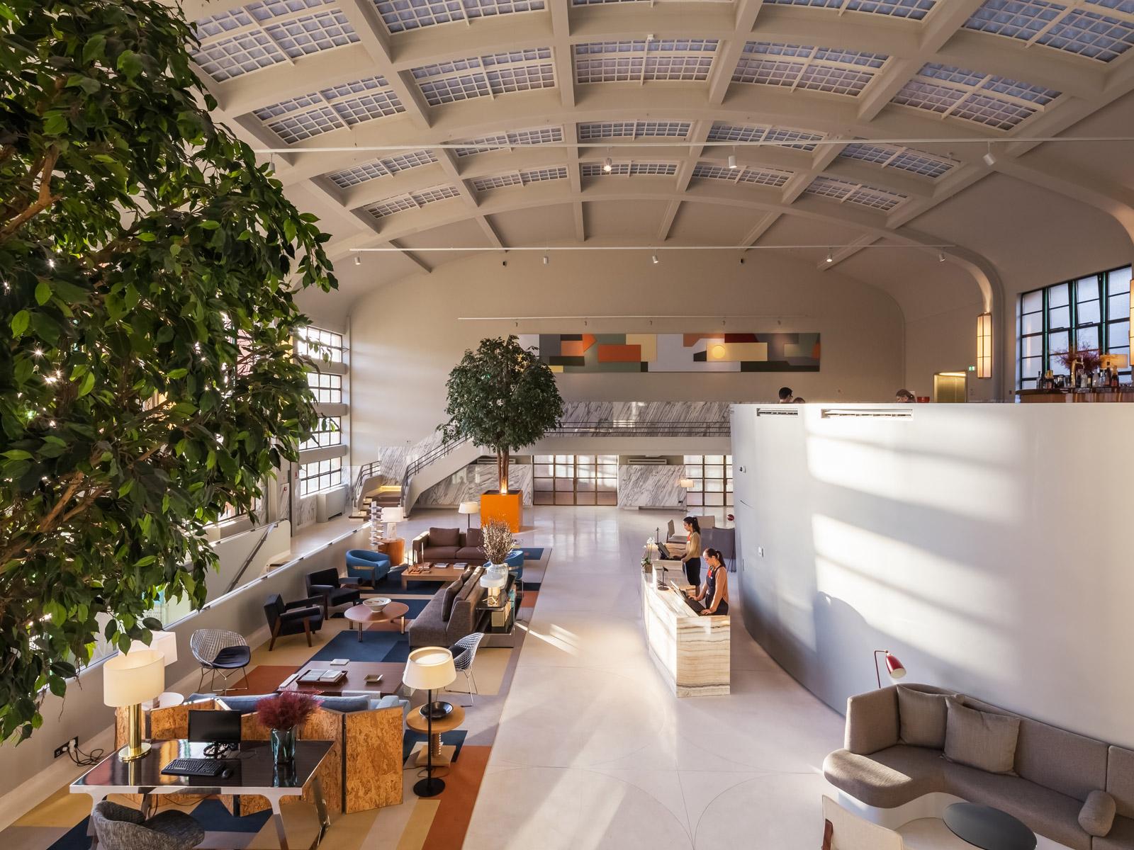 Interior - Vincci Porto 4*