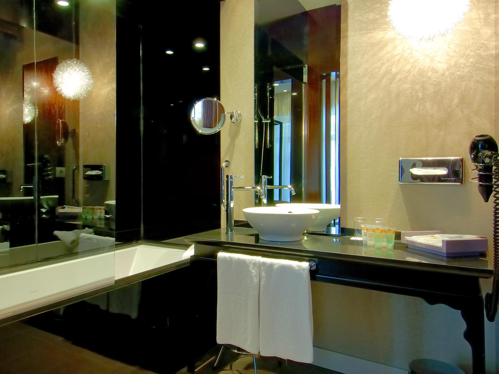 Baño Habitación - Vincci Palace 4*