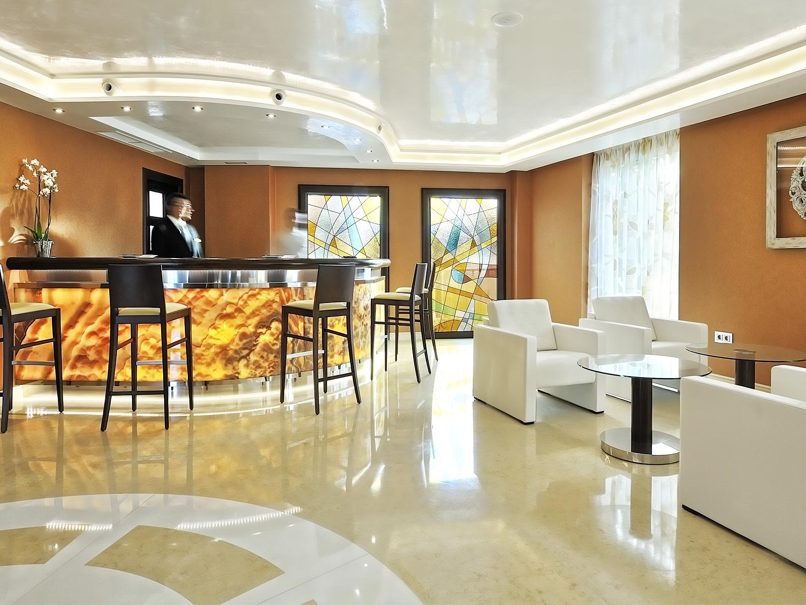 Interior-Vincci Aleysa Boutique&Spa 5* - Benalmádena - Málaga