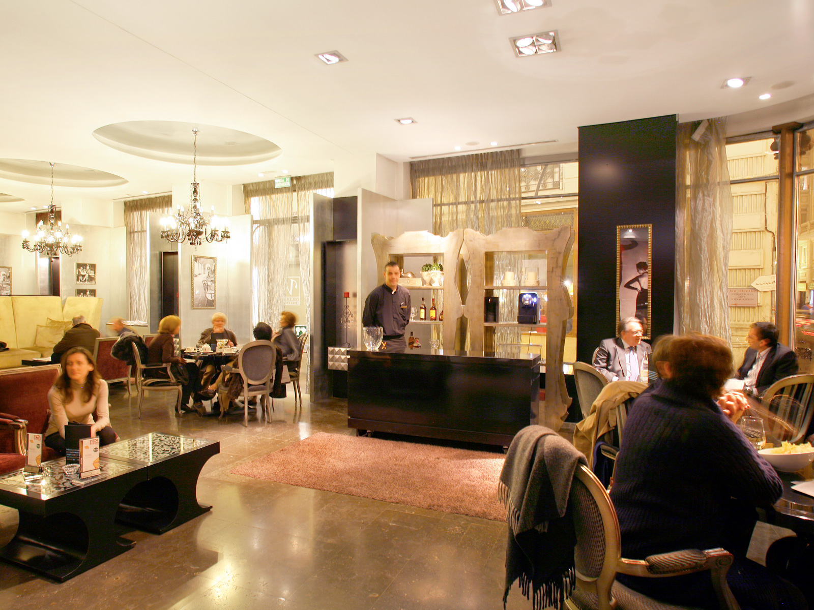 Bar-Cafetería - Vincci Palace 4*
